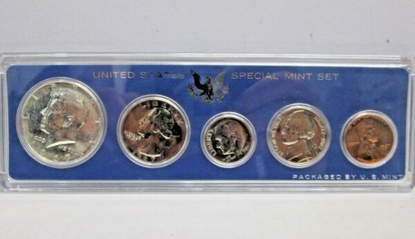1967 United States Special Mint Set _ No box