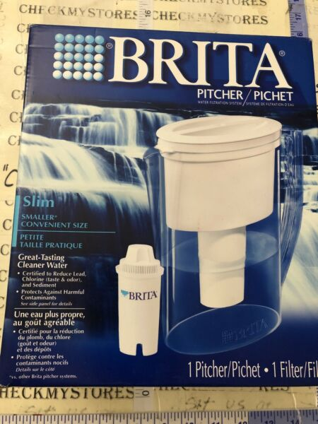 Brita Slim Pitcher 5 Cup