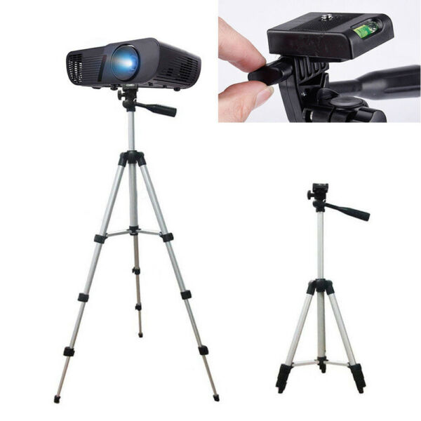 Adjustable Extendable Tripod Portable For Camera DLP Mini Projector Stand Mount $16.82