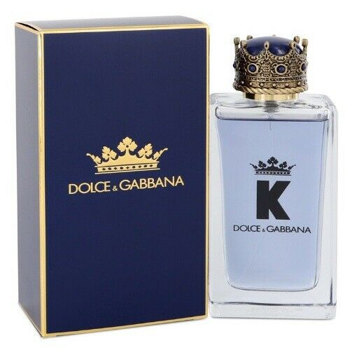 K by Dolce amp; Gabbana 3.3 oz EDT Cologne for Men New In Box