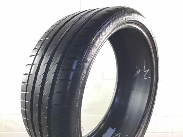 P24535R21 Michelin Pilot Sport 4 S Used 245 35 21 96 Y 732nds