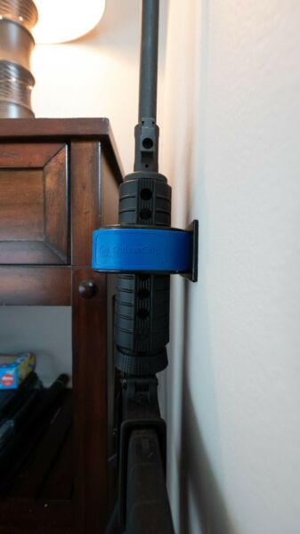 QuiverGrip quot;Tacticalquot; Rifle Shotgun storage. #1 selling firearms wall rack $20.00