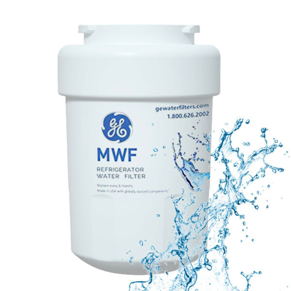 1PC New Genuine Sealed GE MWF MWFP GWF 46 9991 Smartwater Fridge Water Filter $12.99