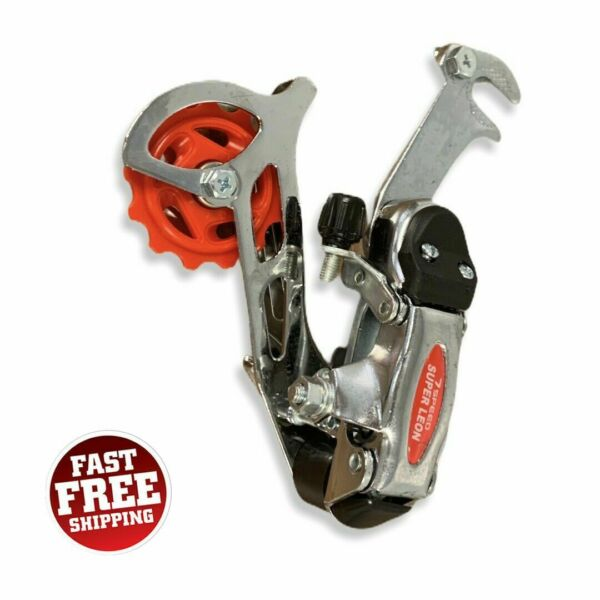 BRAND NEW Mountain Bicycle Rear Derailleur $12.00