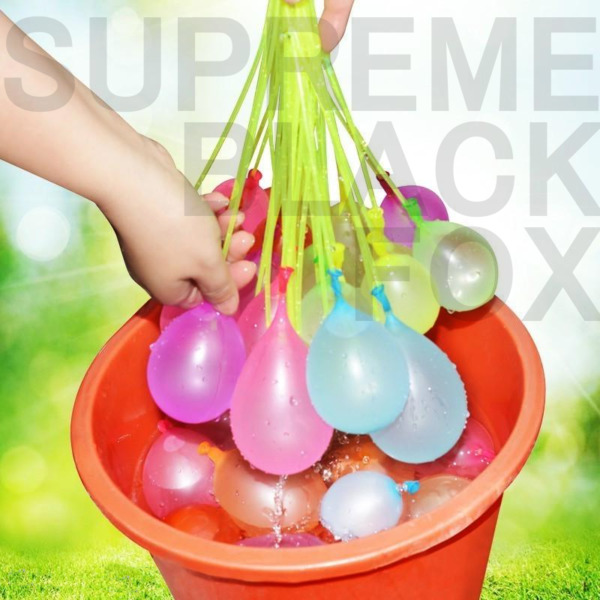 666 Pcs Bunch O Instant Water Balloons Rapid Fill Self Sealing Already Tied $17.99