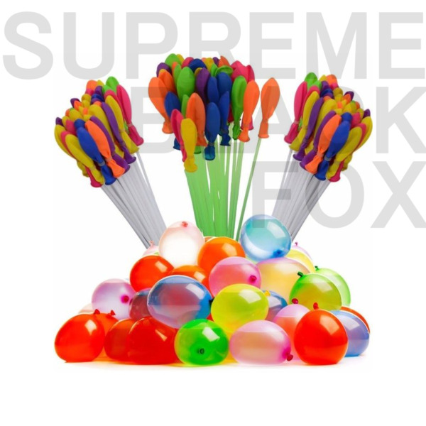 US SELLER 666 pcs 18 Bunch O Instant water BalloonsSelf Sealingalready tied $16.99