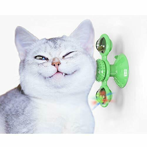 Kitten Cats Toys amp; Accessories Cats Hair Brush Toy Scratching Massage Tickle $10.19