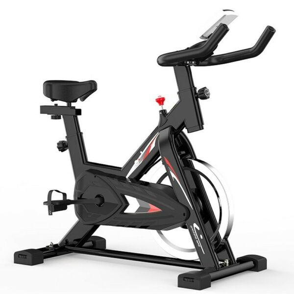 Indoor Bike Exercise Stationary Cardio Workout Cycling Trainer Machine Home Gym $198.89