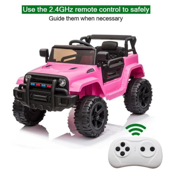 12V Electric Kids Ride On Truck Car Toy Battery 3 Speed With Remote Control $151.99