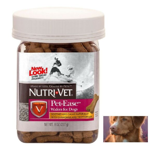 Dog Calming Treats Anxiety Stress Relief Soft Chews Supplements $10.98
