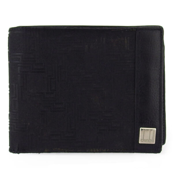 dunhill wallets Dee Eight D8 PVC � leather Auth used T18677 $199.20