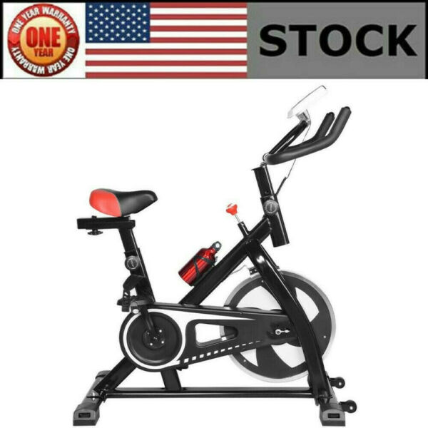 Bicycle Cycling Fitness Exercise Stationary Bike Cardio Home Indoor Workout Gym $140.93