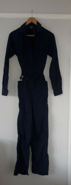 Urban Outfitters BDG Navy Blue Jumpsuit Boiler Suit BNWT Size Xs RRP £65 GBP 21.00
