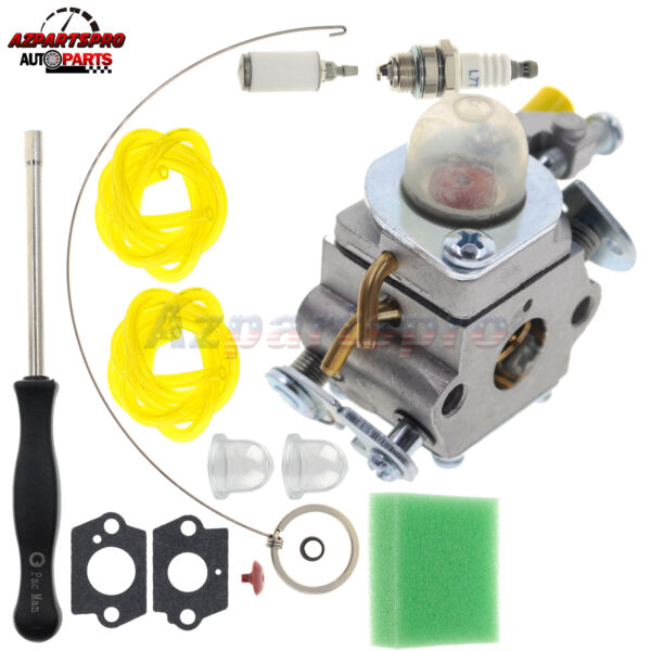 Carburetor amp; Tool For Poulan IDC Toro McCulloch Stihl String Trimmers 308054008 $15.98
