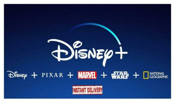 Disney PLus Access Subscription Account 2 Years Warranty instant Delivery 30s $5.19