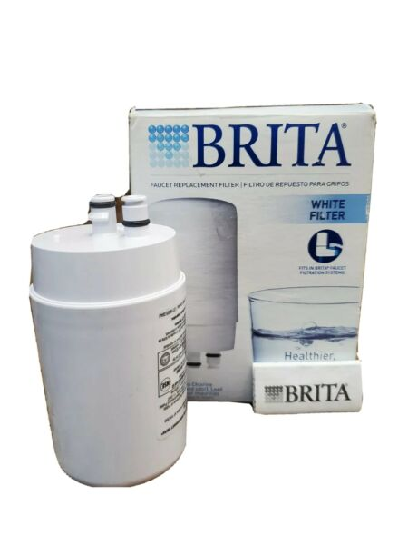 BRITA Faucet Water Filter System Replacement Filter FF 100 WHITE