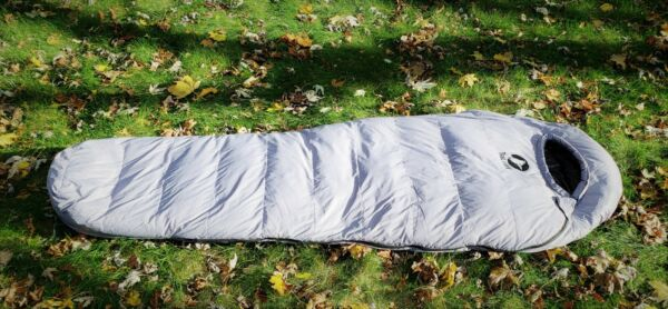 NEW Trail Lark 15°F Winter Ultralight Duck Down Sleeping Bag $69.99