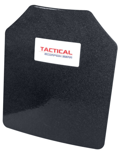 Tactical Scorpion Level III Body Armor Single 10x12 Curved Lighter Than AR500