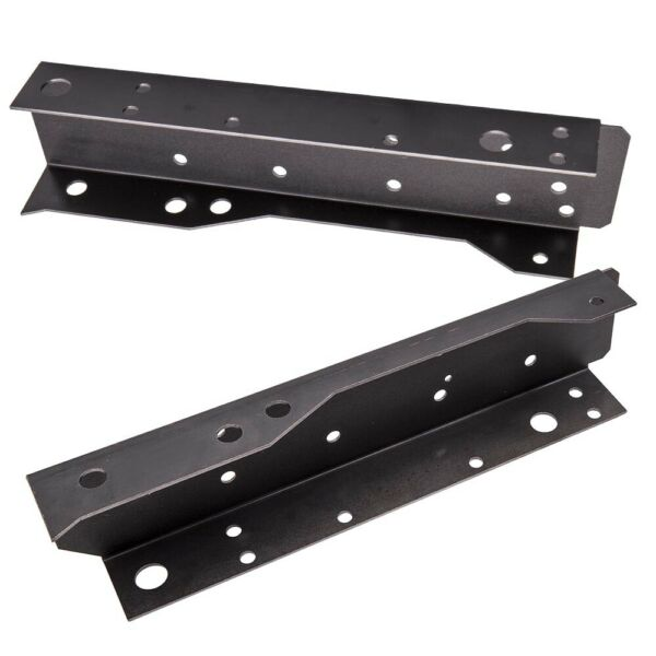Pair Rear Frame Weld On Rot Fix Repair Channels Set for Ford Ranger 1993 2004 $48.98