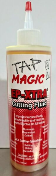 TAP MAGIC 16 oz. CUTTING FLUID EP XTRA #10016E