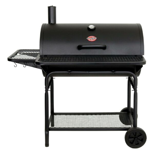 Char Griller 2735 Pro Deluxe XL Charcoal Grill