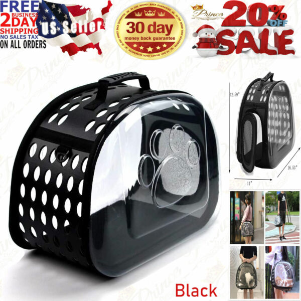 Pet Carrier Package Space Capsule Transparent Bags For Cats And Puppies amp;amp $40.95