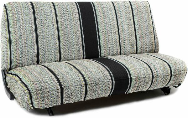 Universal Saddleblanket Seat Cover for Truck and Car Bench Seats VARIOUS COLORS $42.95