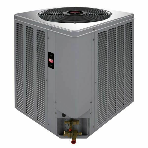 WeatherKing by Rheem 5 Ton Heat Pump 5 Ton AC Air Handler $3656.00