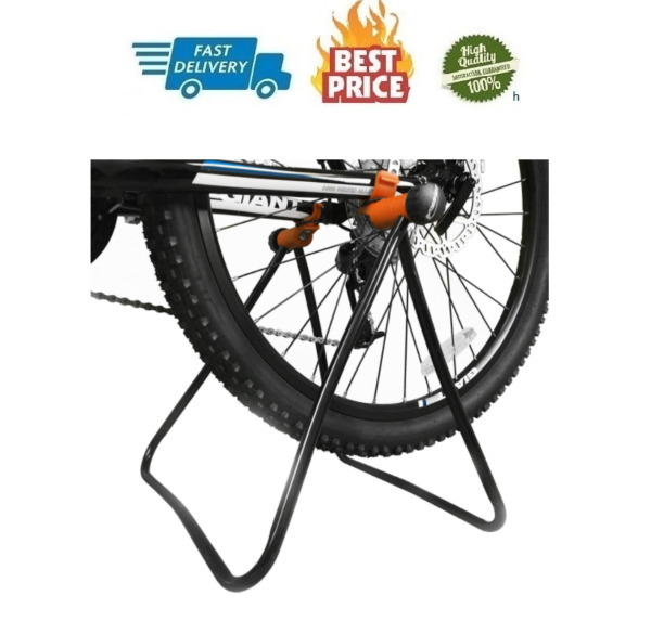 Bicycle Trainer Stationary Bike Cycle Stand Indoor Exercise Training Foldable $44.99