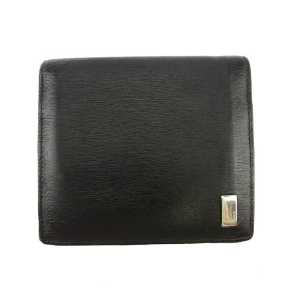 dunhill wallets sidecar leather Auth used L3258 $199.20