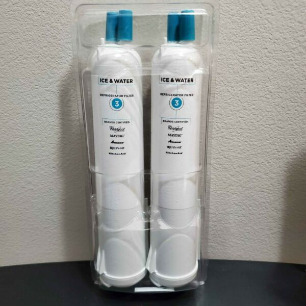 EveryDrop Ice amp; Water Refrigerator Filter 3 2Pack New Sealed $51.00