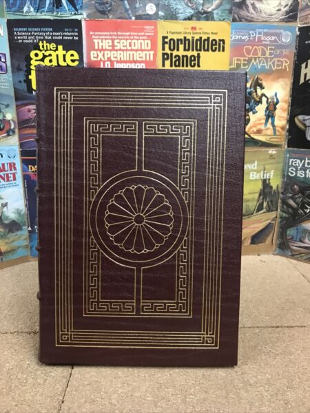 Easton Press Plato Dialogues on Love and Friendship 1979 Leather.