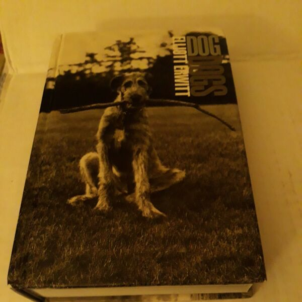 Dog Dogs by Elliott Erwitt Hardcover $10.00