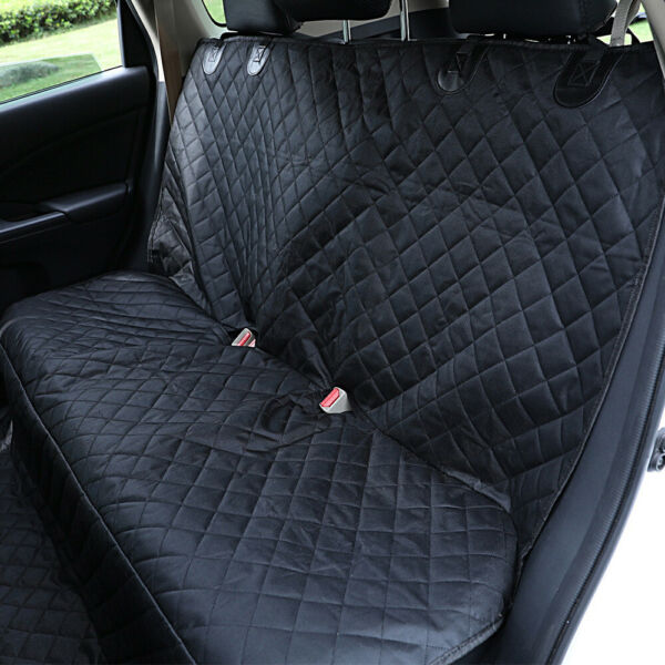 For Dog Cats Pet Hammock Car Seat Cover SUV Rear Bench Protection Waterproof US $26.80