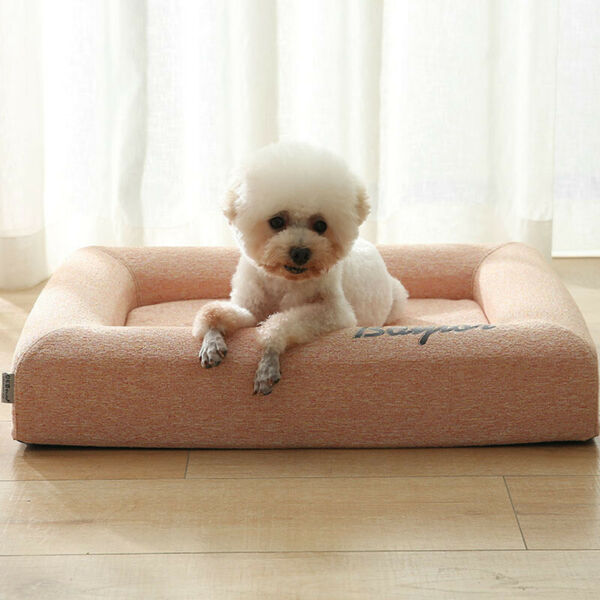 Luxury Dog Couch Cat#x27;s House Square Pet Lounger Bed Sofas Washable Sleep Point $51.89