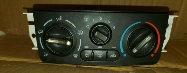 2007 2008 2009 PONTIAC G5 HEATER CLIMATE TEMPERATURE CONTROL SWITCH 150890411 $39.99