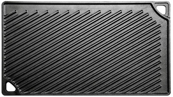 NEW Lodge LDP3 Pre Seasoned Cast Iron Reversible Grill Griddle Freeshipping