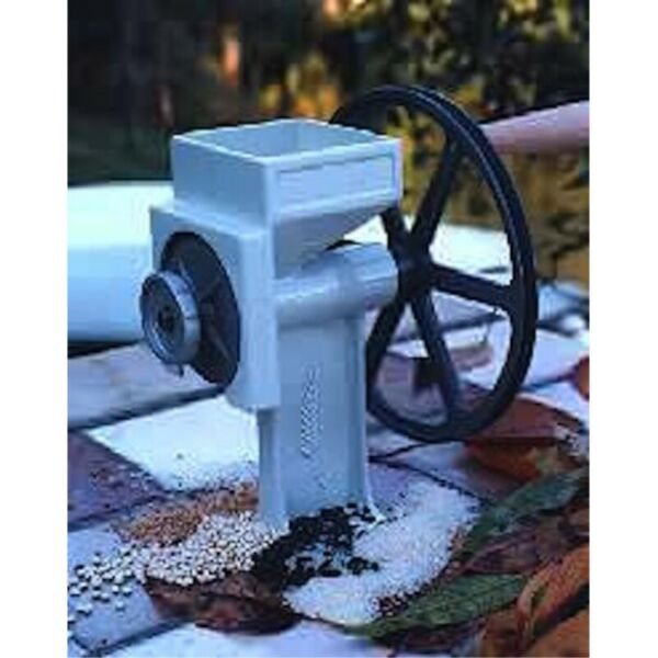 country living grain mill with large corn amp; bean auger