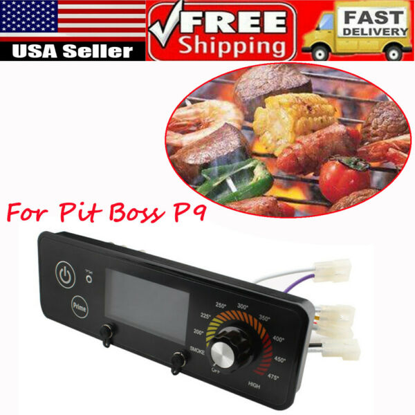 US Thermostat Control Board For Pit Boss P9 Wood Oven BBQ Temperature Control $40.41