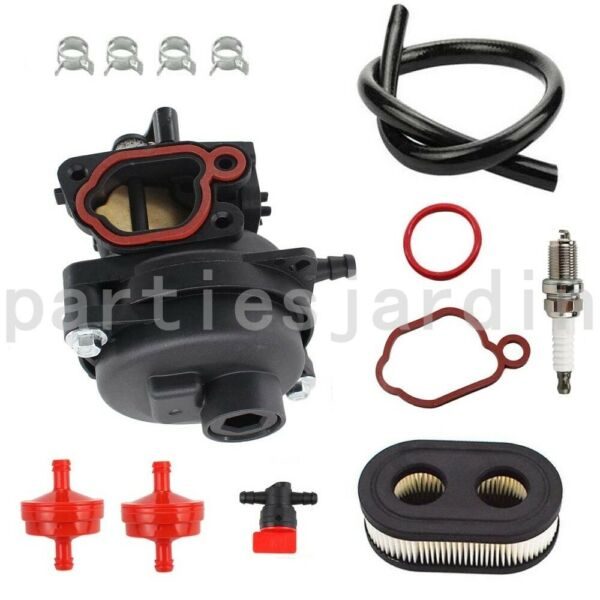 Carburetor Kit For Toro Model 20339 Lawn Mower with Bamp;S Engine