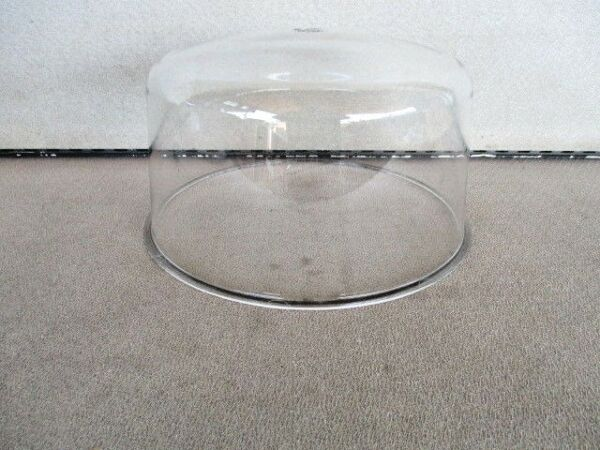 NEW FEDERAL SIGNAL 184 DIETZ 211 711 CLEAR BEACON LIGHT ROTATING REVOLVING DOME