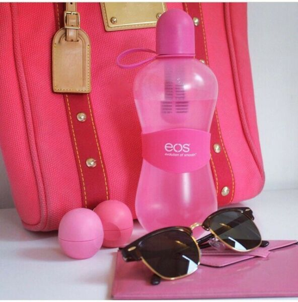 Bobble Water Filter Bottle Eos limited edition Filter as you drink New w tag