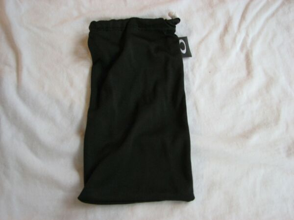 Oakley Large Black Micro Fiber Cloth Sunglasses Storage Cleaning Bag Authentic $7.99