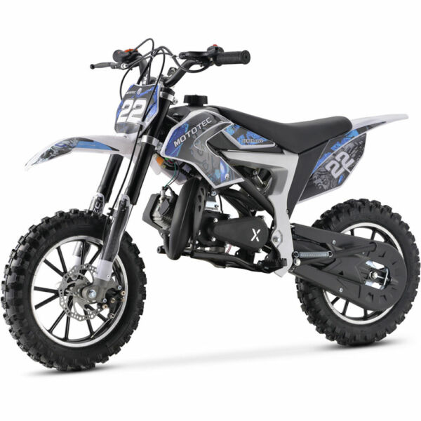 2020 New Kids Mini Dirt Bike Gas Power 2Stroke 50cc Motorcycle Off Road Pit Bike $399.98