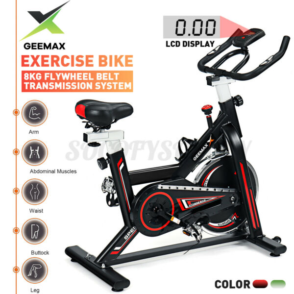 GEEMAX Exercise Bicycle Cycling Fitness Stationary Bike Home Indoor Gym Trainer $188.00