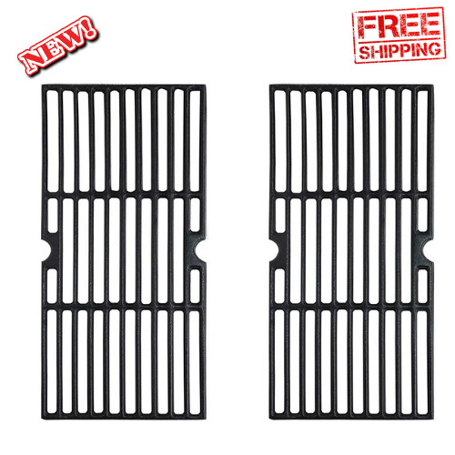 Charbroil Cast Iron Grill Grate Cooking Grid Replacement Parts for Gas Grills