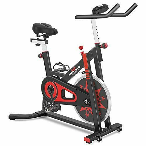 Exercise Bike Indoor Cycling Bike Stationary Bicycle with Resistance Workout $379.73