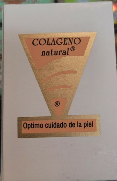 COLAGENO NATURAL FOR SIGNS OF AGING $25.00