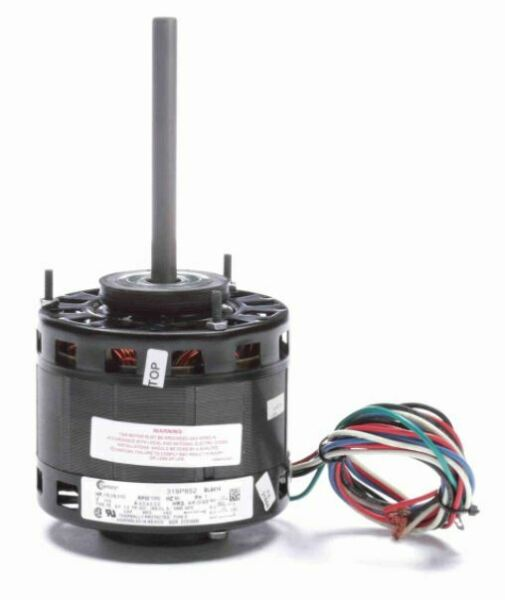 1 5 hp 1050 RPM CW 5quot; 3 Speed 115 Volts Furnace Motor Century # BL6414 $129.10