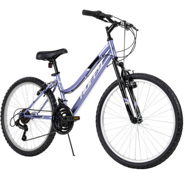 FREE SHIPPING Huffy 24quot; Rock Creek Girls Mountain Bike for Women W NEW $127.04